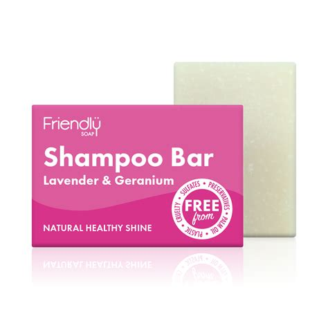 plastic free shampoo and conditioner bar by friendly
