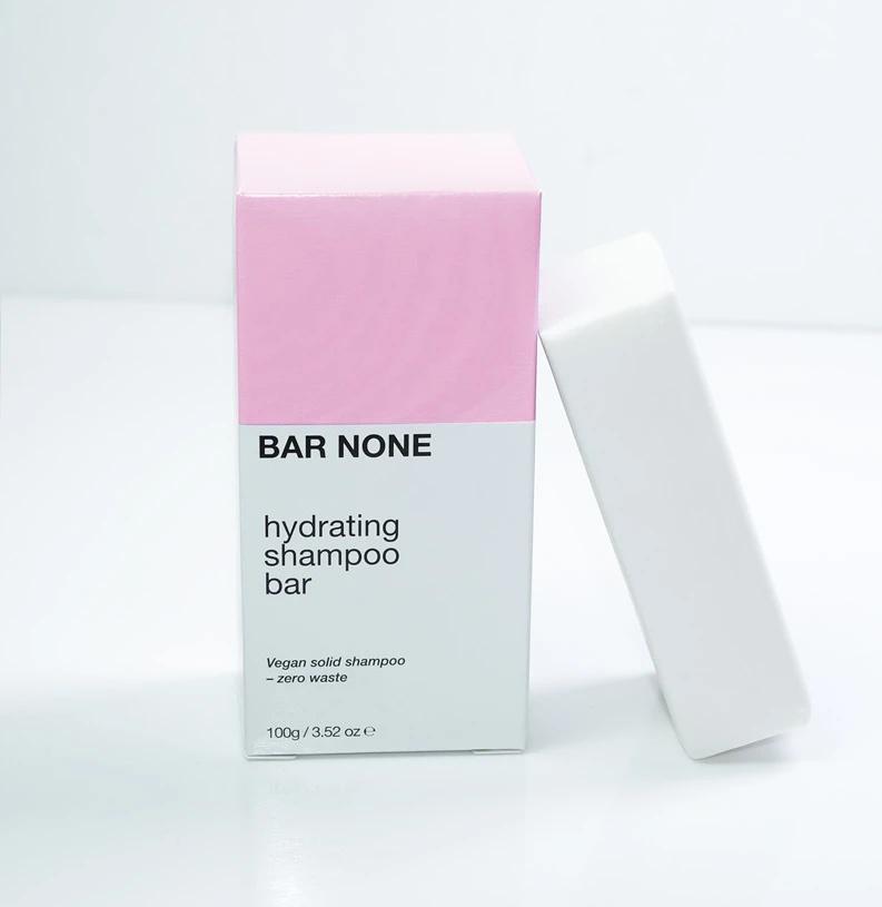 plastic free shampoo and conditioner bar none