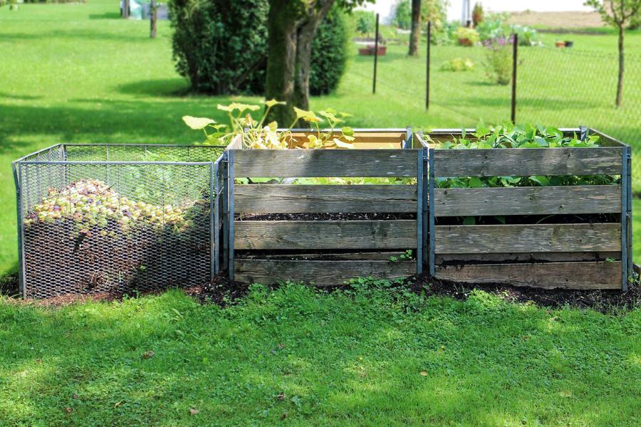 urban composting ideas