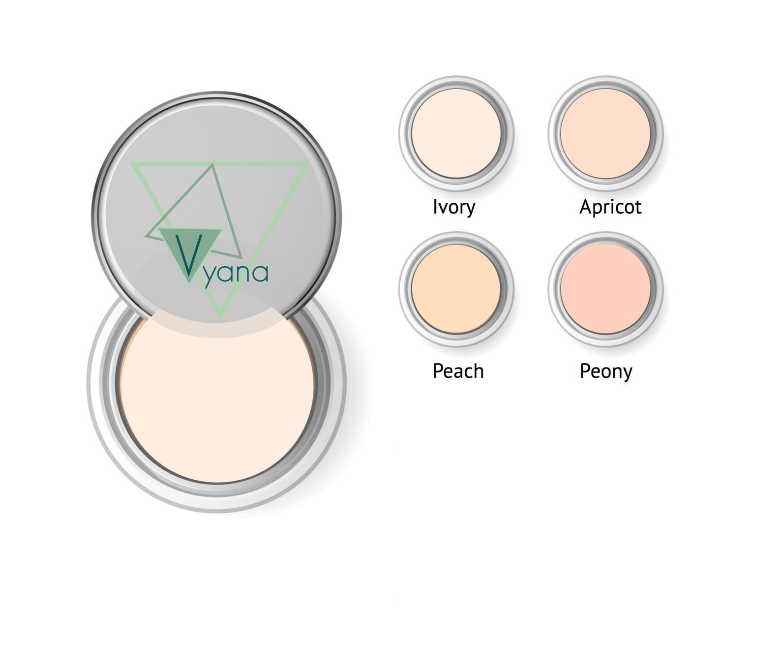 plastic free makeup concealer