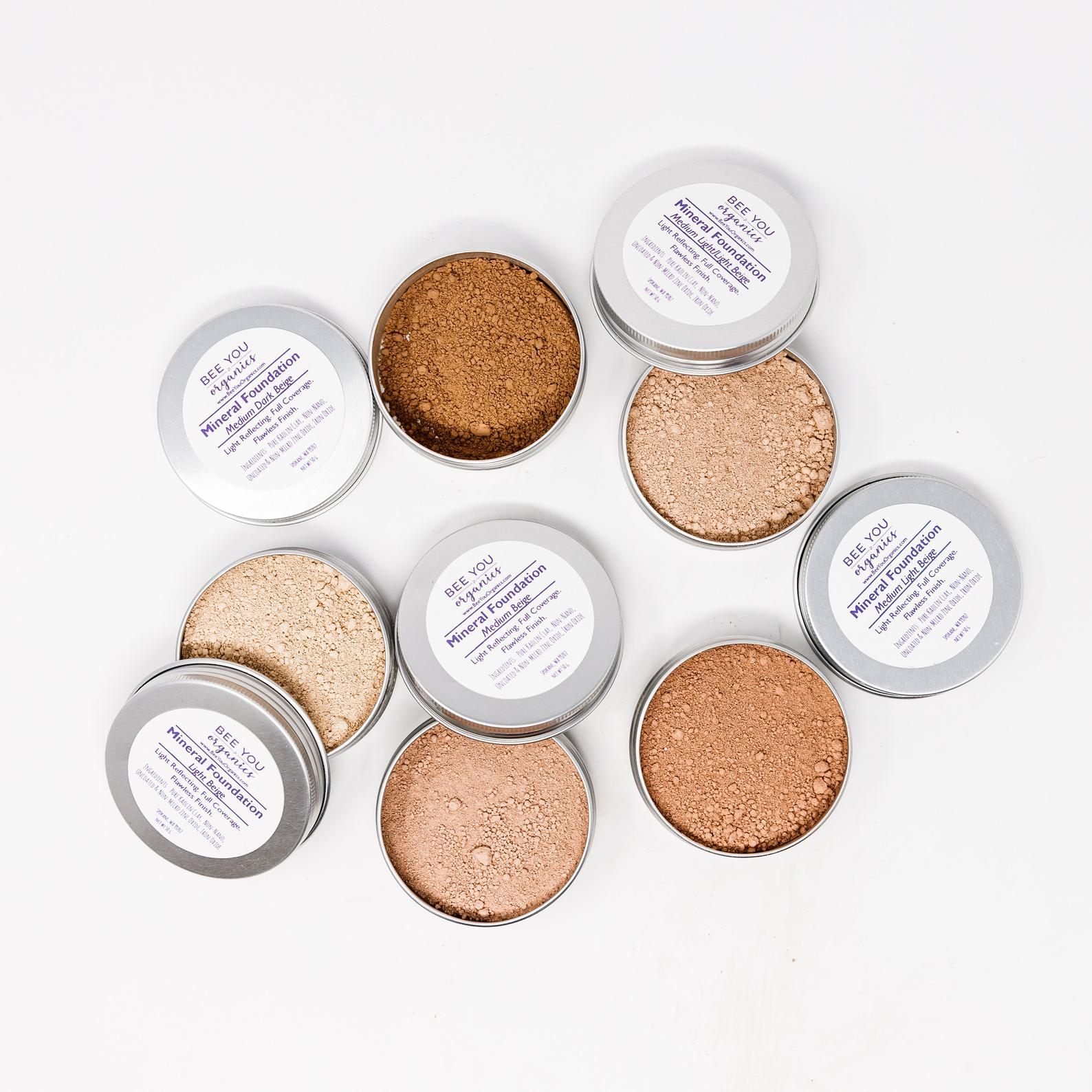 plastic free mineral makeup