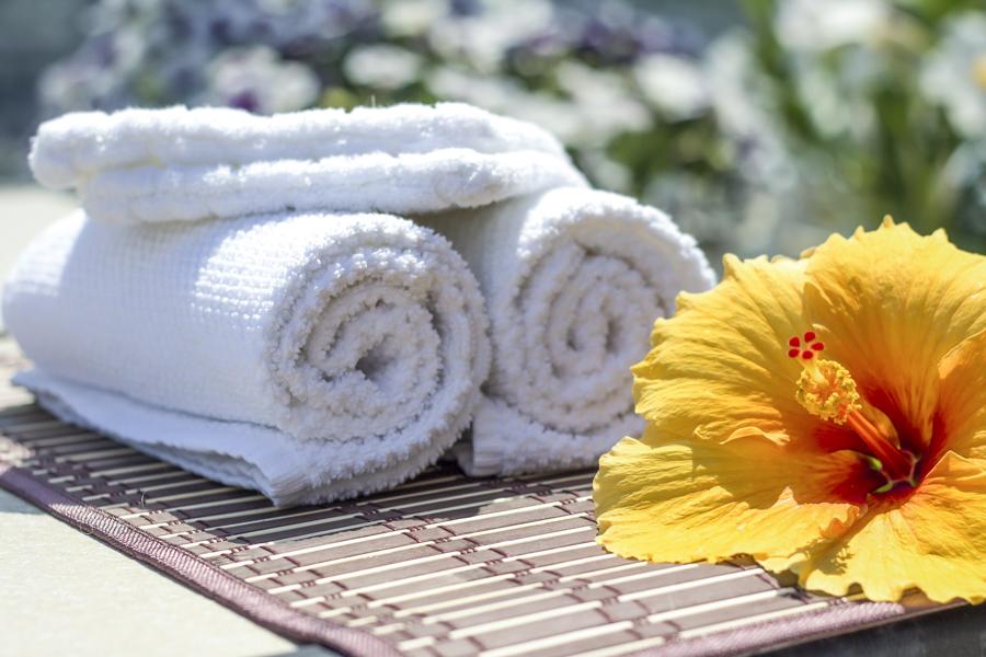 plastic free towels